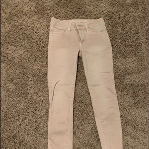 Baby pink American Eagle Jeans